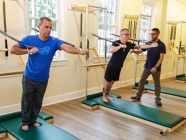 duet pilates class